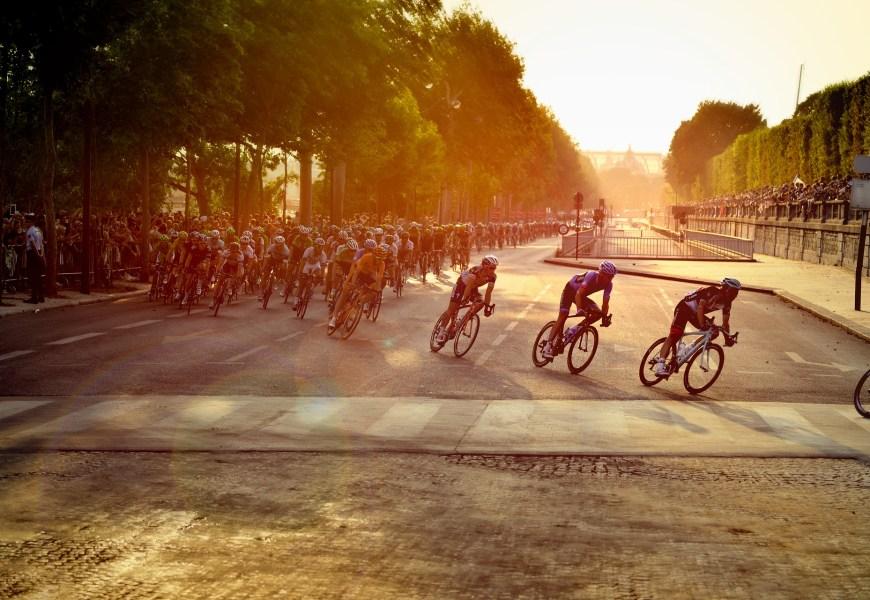 Tanker om et reduceret Tour de France