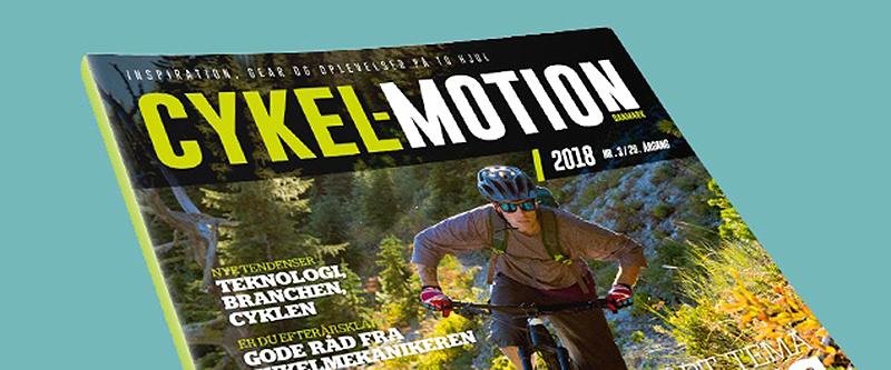 Cykel-Motion er tilbage den 5. oktober