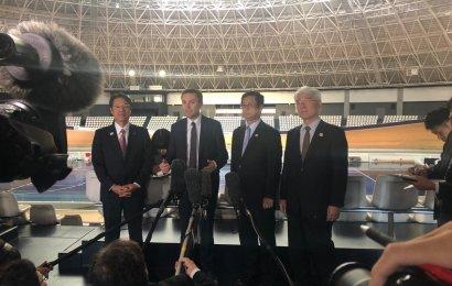 UCI tilfredse med OL-velodrom, der er 150 km fra Tokyo