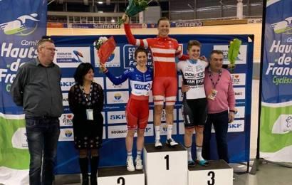 Sejr til Amalie Dideriksen i Roubaix