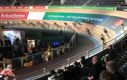 Mørkøv/Hester på andenpladsen efter første døgn i Berlin