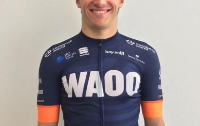 Par nr. 7-rytter skifter til Team Waoo