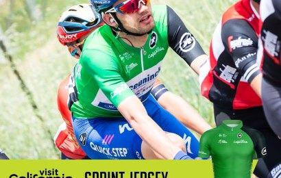 Kasper Asgreen i grønt