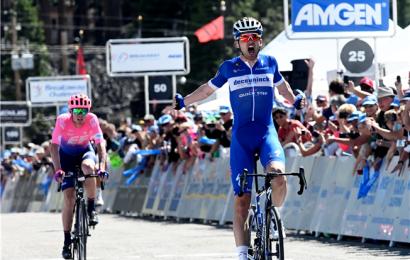 Kasper Asgreen sejrede i Tour de France revanchen i Struer