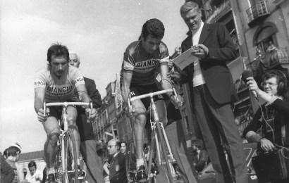Ugens nostalgiske foto: Partidskørsel Giro d'Italia 1973