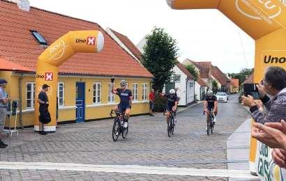 Team Waoo dominerede anden etape i Randers Bike Week