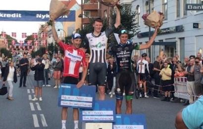 Frederik Rodenberg vandt Tour de Charlottenlund