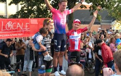 Matti Breschel vandt gaderæs i Aarhus