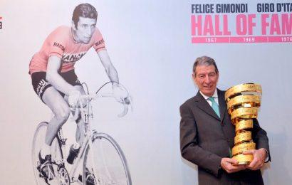 Felice Gimondi er død