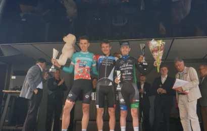 Sejr til Mikkel Bjerg. Tredjeplads til Martin Toft på trods af styrt