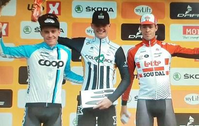 Sejr til Niklas Larsen i Norge