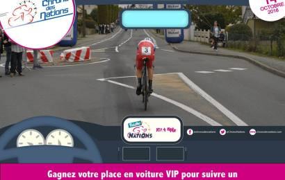 Fire danskere i top-7 i fransk tempoløb