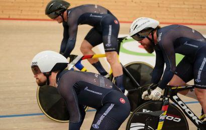Danske NM-sølvmedaljer i holdsprint