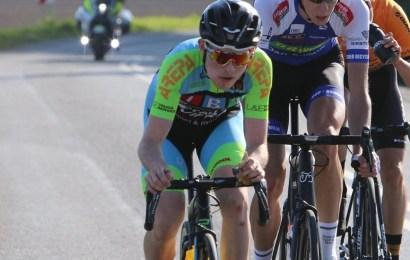 Matthias Skjelmose til Leopard Racing team