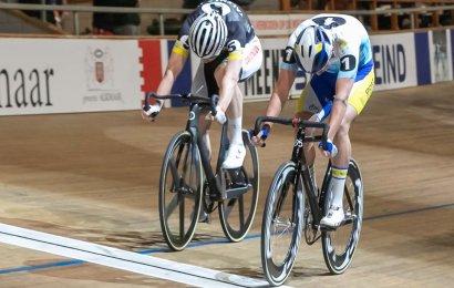 Marc Hester endte på fjerdepladsen i Alkmaar