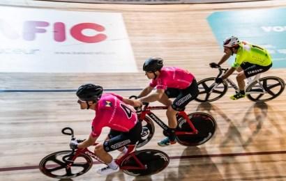 Dansk par med fremme i UCI-løb i Genéve