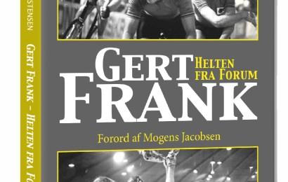 Mandag udkommer bogen Gert Frank – Helten fra Forum