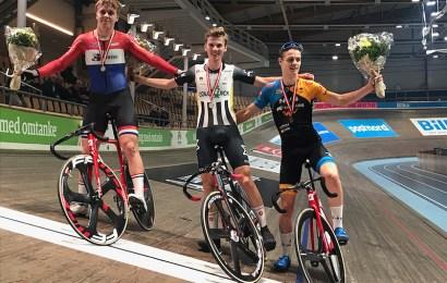 Frederik Wandahl vinder af DBCs 10 km Mesterskab