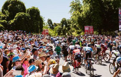 Fire danskere med i Tour Down Under