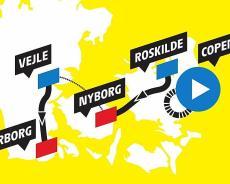Københavns kommune afviser Tour de France ønske