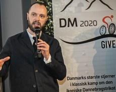 Landevejs-DM 2020 skal afvikles på Fyn