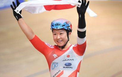 Sjetteplads til Amalie Dideriksen ved omnium VM. Japansk sejr