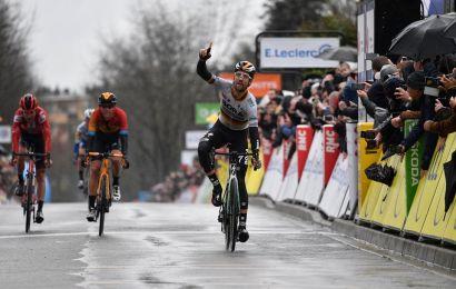 Danskere med fremme på første etape af Paris-Nice