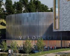 Fremdrift for planerne om velodrom ved Oslo