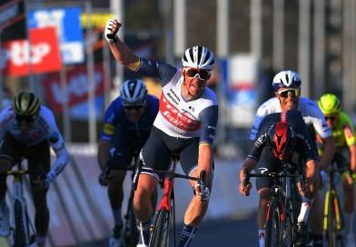 Mads Pedersen vinder af Kuurne-Bruxelles-Kuurne 2021