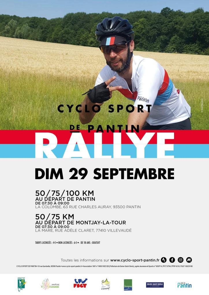 Pantin Rallye 2019
