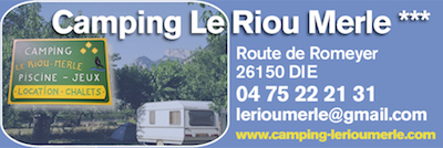 Camping le Riou Merle