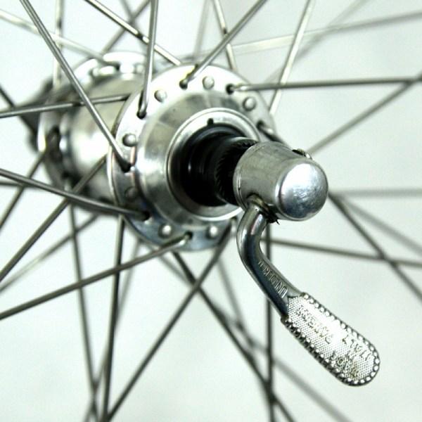 Mavic Reflex Wheelset - Campagnolo Hubs Cyclollector
