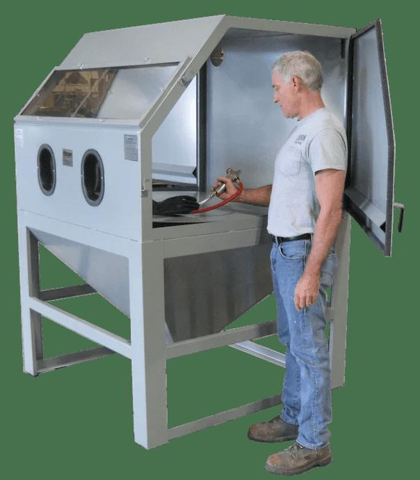 Sandblasting Cabinets  Bead  Sand Blast Cabinets