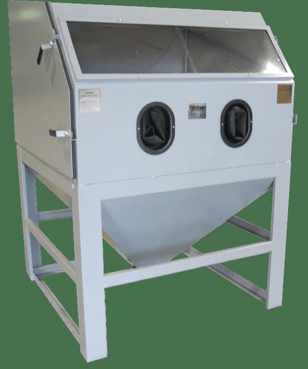 M4848 Abrasive Sandblasting Cabinet  Cyclone Manufacturing