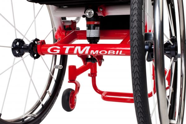 GMT Shock Absorber  more wheelchair comfort  Cyclone