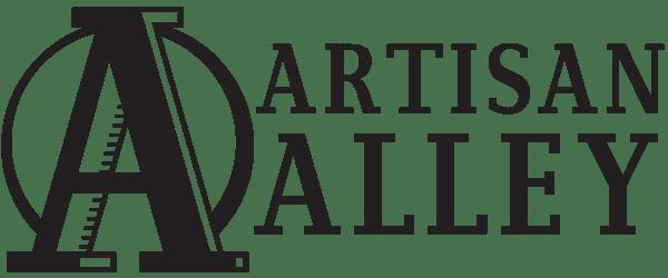 Artisan Alley Logo - Transparent