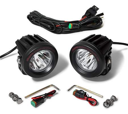 5 Wire Headlight Relay Wiring Diagram Long Range Optimus Led Auxiliary Light Round