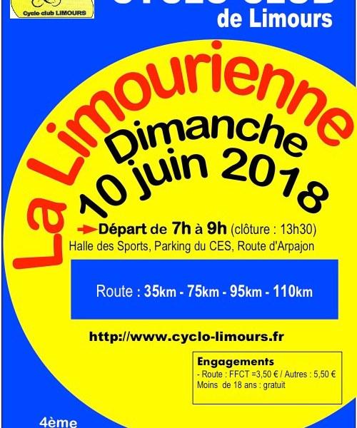 La Limourienne 2018