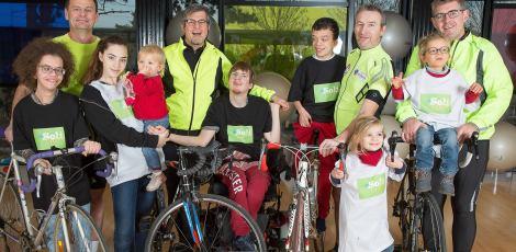 L' Amicale Cyclo de Savigny sur Orge propose de vous mobiliser au profit de Solidad's