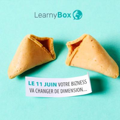 Lancement de la plate-forme LearnyBox