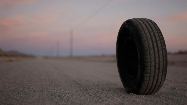 Rubber. Road.