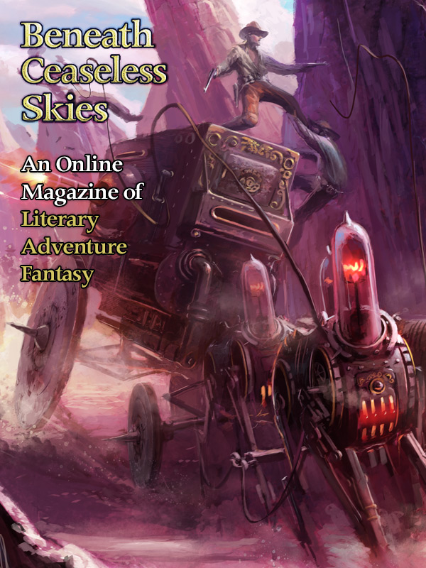 Beneath Ceaseless Skies #104, September 20, 2012