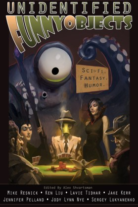Unidentified Funny Objects (UFO)
