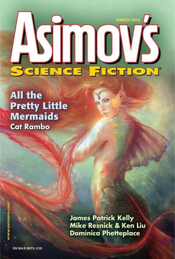 Asimov's, March 2014
