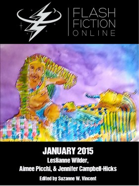 Flash Fiction Online #16, January 2015