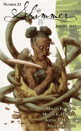 Shimmer #23, January/February 2015