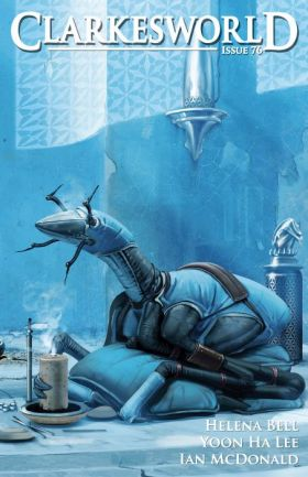 Clarkesworld #76, January 2013