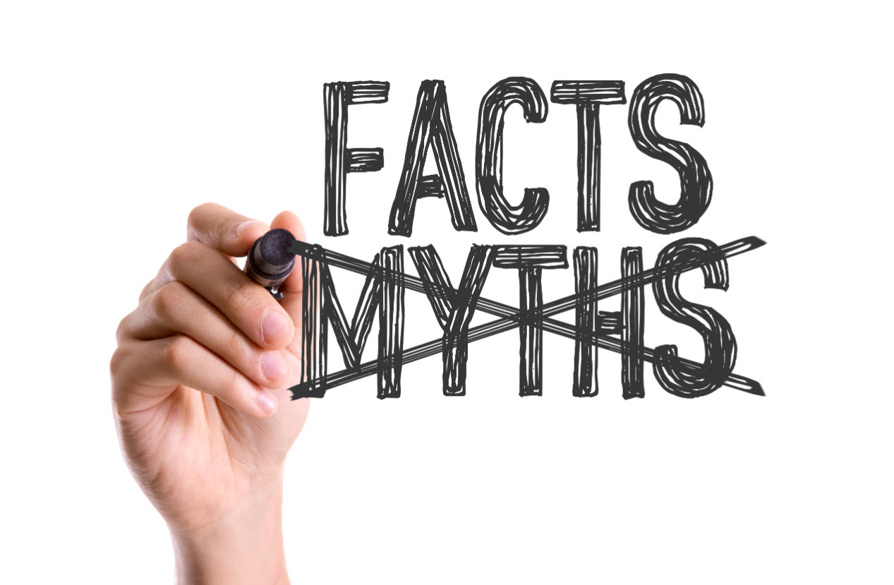 Uncovered 10 Sales Myths Vs Sales Facts