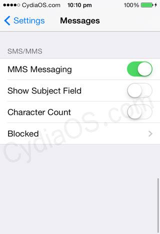 MMS-iPhone-5s