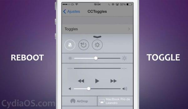 iPhone Reboot Toggle